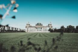 Bundestag / Foto: Unsplash/Tim Hufner