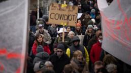 Corona Protest / Foto: Unsplash/Kajetan Sumila